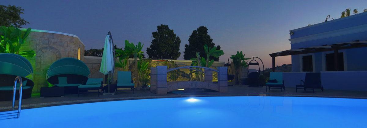princesse swimming pool